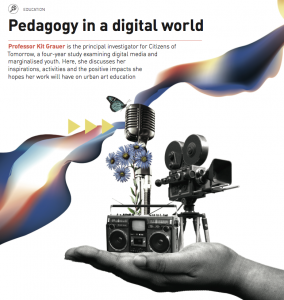 Pedagogy in a digital world